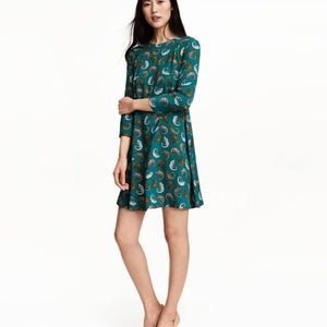 Dresses & Skirts - Boho Print Dress by H&M